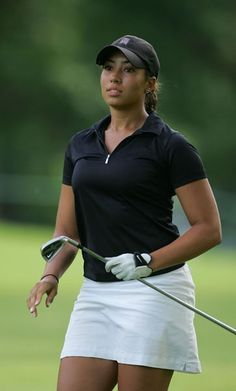 Tiger's Niece Cheyenne Woods Turning Pro