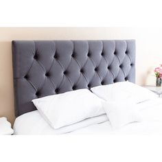 Enjoy this beautiful Abbyson Living headboard for years to come.