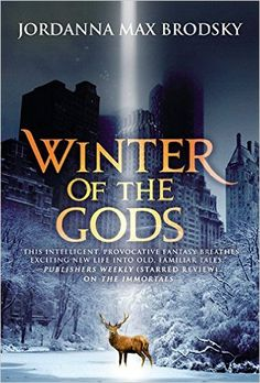 Winter of the Gods (Olympus Bound): Jordanna Max Brodsky: 9780316385916: Amazon.com: Books