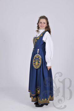 Norwegian Clothing, Norway, Costumes, Beautiful, Clothes, Dresses, Fashion, Outfits, Vestidos