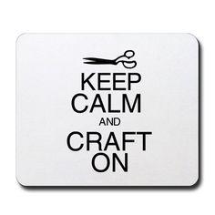 Keep Calm Craft