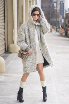 Pin for Later: The Street Style Hot Enough to Make You Forget the Cold NYFW Day Five