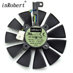 Get Everflow 87MM T129215SU 4Pin Cooling Fan For GTX 980 Ti R9 390X 390 GTX 1050 1060 1080 1070 RX 480 470 Graphics Card Cooler Fans #Everflow #87MM #T129215SU #4Pin #Cooling #390X #1050 #1060 #1080 #1070 #Graphics #Card #Cooler #Fans