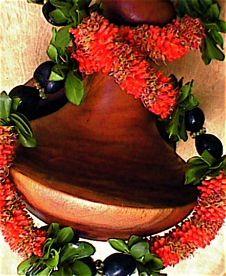 Hawaiian Leis, Kings Hawaiian, Hawaiian Dancers, Flower Lei, Flower Garlands, Haku, Garden Trees, Hawaiian Islands, Exotic Flowers