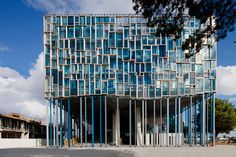 Gallery - Community House of Lorient / Jean de Giacinto Architecture + Duncan Lewis Scape Architecture - 1