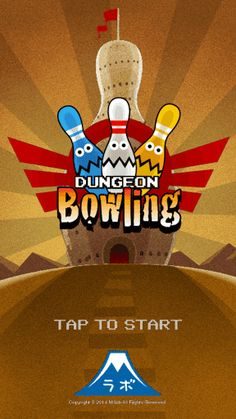 Step inside the dungeon to find… a bowling alley? Monster-pins appear one after another! Unlock powerful bowling balls and strike them all down!★Extremely Easy to Play! ★ 1. Just slide the ball left or right to set throwing position 2. And swipe vertically to bowl!Unlock new and powerful bowling balls to vanquish your foes!★Key Features★ •\tFree to play. No registration required! Just download and play! •\tPlay on the go with incredibly simple controls! •\tVanqu...