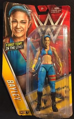 WWE NXT Bayley 7 In. Action Figure New 2015 - http://bestsellerlist.co.uk/wwe-nxt-bayley-7-in-action-figure-new-2015/