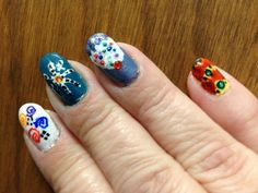 Ukrainian Christmas Ukrainian Christmas, Nail Art Designs, Nails, Painting, Finger Nails, Ongles, Painting Art, Nail Designs, Paintings