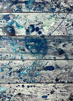 // Jackson Pollock's photography