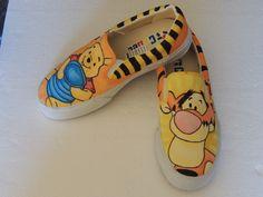 Tiger y Pooh https://www.facebook.com/kunstwearabledesign