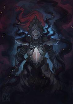 The Old Dragonslayer by Artsed on deviantART