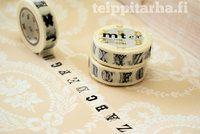 ABC masking tape