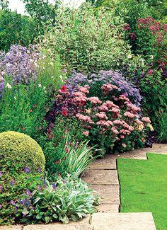 Nostalgické barvy podzimu   Flóra na zahradě