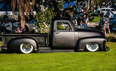 slammed pickup truck - photo taken August 28, 2012 in Marina, San Diego, CA (by Sky Noir, via Flickr)
