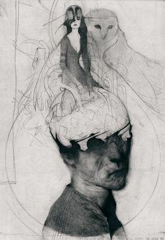 Birth Study by Joao Ruas