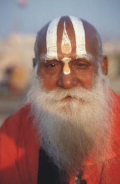 Allahabad Kumbh Mela Pilgrim
