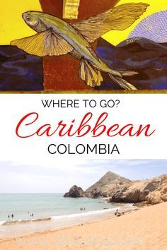Travel to the Caribbean in Colombia with this awesome itinerary! Eleven magical beach towns in the Colombian Caribbean. From Cartagena to Punta Gallinas, across Palomino, Cabo de la Vela, Santa Marta and more. Click to read more! #colombia #caribbean #southamerica