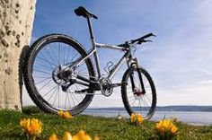 Molla la bici e parti all'avventura