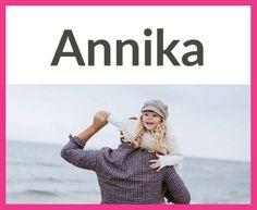 Bezaubernd: Die schönsten nordischen Mädchennamen Bedeutung: die Begnadete,