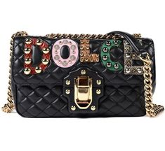 Quilted Shoulder Bags, Logo Stamp, Purses And Bags, Shoulder Strap, Chanel, Leather, Sassy, Composition, Black