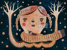 A Certain Day of Winter - Tetsuhiro Wakabayashi