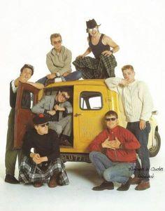 Madness - ska band from London, England Ska Music, Music Icon, Dance Music, Rock Music, Hair Health And Beauty, Ska Punk, One Step Beyond, Blue Train, Rude Boy