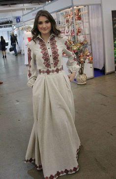 платье от Оксаны Полонец