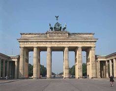 Information about Brandenburg Gate (Brandenburger Tor) in Berlin: Address, history, public transport and more. West Berlin, Berlin Wall, Bacolod City, Brandenburg Gate, Parthenon, Most Visited, Berlin Germany, Best Cities, Places Ive Been