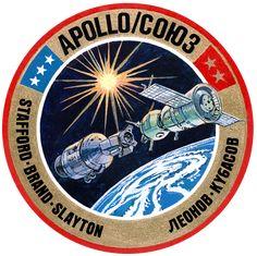 Apollo Soyuz Patch by GeneralTate on deviantART