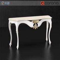 Silvano Griffoni console  #models #3dmodeling #modeling #turbosquid #3dartist #viktor_log #design #interior