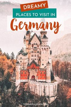Most beautiful cities in Germany to visit this year! Get the expert guide into the most beautiful cities in Germany. Use this list of best places to go in Germany to kickstart your travel bucket list! Europe Destinations, Europe Travel Guide, Travel Packing, Cities In Germany, Germany Travel, France Travel, Beautiful Places To Travel, Most Beautiful Cities, North Rhine Westphalia
