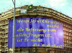 bibeltagebuch: Jesus, die Wahrheit! Und dann keine 1000 Fragen me...