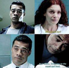 Mr Jackson and Bea Netflix And Chill, Shows On Netflix, Movies And Tv Shows, Wentworth Tv Show, Wentworth Prison, Danielle Cormack, Orange Is The New Black, Prisoner, Great Movies
