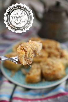 Yufkalı Kadayıf Sarma Tarifi | Mutfak Sırları