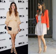 Absolutely love Rachel Bilson's style