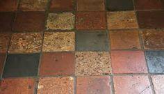 """Estriken"" antique tiles - on my wish list for the new kitchen"