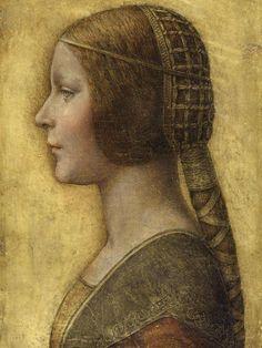 Art Story | La Bella principessa re-discovered. Is it a #LeonardoDaVinci's work?