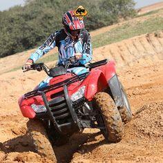 Quadriciclo Honda Fourtrax 420