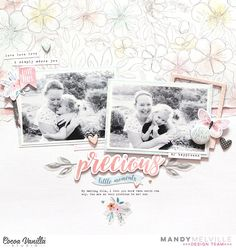 Precious Little Memories | More than Words | Mandy Melville – Cocoa Vanilla Studio