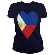 Philippines Flag Heart T-Shirt  #gift #ideas #Popular #Everything #Videos #Shop #Animals #pets #Architecture #Art #Cars #motorcycles #Celebrities #DIY #crafts #Design #Education #Entertainment #Food #drink #Gardening #Geek #Hair #beauty #Health #fitness #History #Holidays #events #Home decor #Humor #Illustrations #posters #Kids #parenting #Men #Outdoors #Photography #Products #Quotes #Science #nature #Sports #Tattoos #Technology #Travel #Weddings #Women