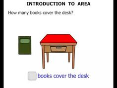 Learning About Area - A Geometry Lesson Plan Using Objects in Your Classroom - Australian Curriculum Lessons