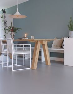 Frequently asked questions about the Stuva Följa sofa - A good story - Before After DIY Ikea Bank, Ikea Stuva, Green Interior Design, Happy New Home, Diy Home Decor, Room Decor, Dining Table With Bench, Green Sofa, Room Colors