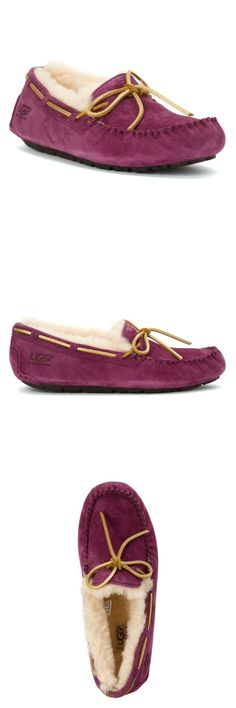 Slippers 11632: Ugg Australia Ansley Red Crystal Diamonds Moccasin Slipper  In A Gift Box Size 8 -> BUY IT NOW ONLY: $68 on eBay!