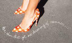 The shoes… | Garance Doré