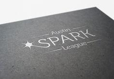 Logo design for tech education: Austin Spark League by WeAreCreative4you