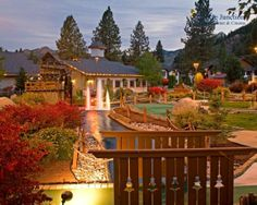 Leavenworth Wa Hotels S Full Service Resort With Hotel And Iniums
