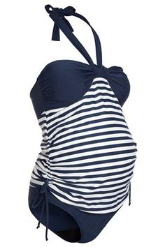 Cute maternity swimsuit from next. Love it!