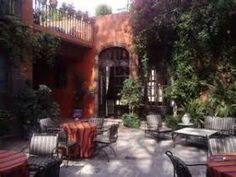 Walled patio, San Miguel de Allende, Mexico – Best Places In The World To Retire – International Living