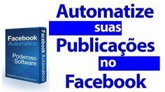 Software Facebook Automático