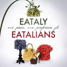 """Da Lupetti Editori ecco """"Eataly mi piace ma preferisco Eatalians"""", un libro con gli interventi di Celestino Ciocca, Gino di Maggio e Freddy Paul Grunert."""